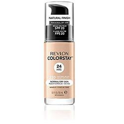 Revlon colorstay foundation for dry skin
