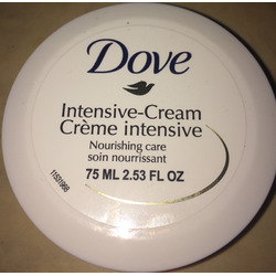 Dove Intensive - Cream nurishing care