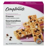 Compliments S'mores Chewy Granola Bars