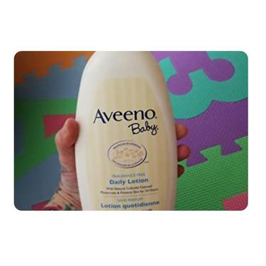 Aveeno Baby Daily Moisture Body Lotion