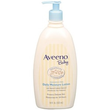 Aveeno Baby Daily Moisture Body Lotion