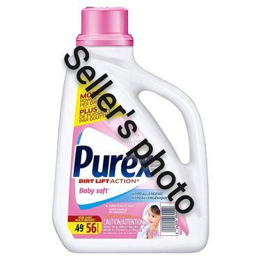 Purex Baby Soft Liquid Laundry Detergent