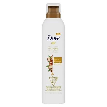 Dove body wash mousse