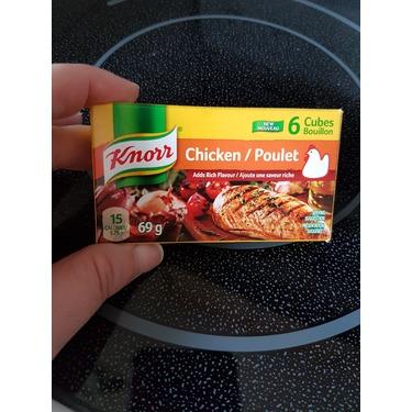 Knorr Bouillon Cubes - Chicken