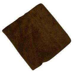 Nojo Coral Fleece Changing Pad Cover - Brown