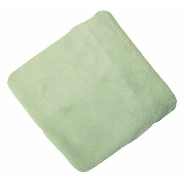 Nojo Coral Fleece Changing Pad Cover - Sage