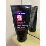 Tzone charcoal &bamboo;deep cleaning face scrub