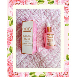Lacura healthy glow Rose oil