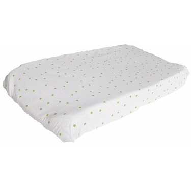 Kathy Ireland Home Changing Pad Cover, Forever Blossoms