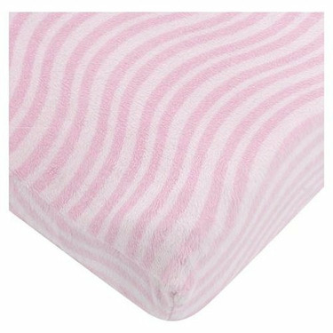 Amy Coe Bloom Changing Pad Cover