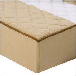 Metro Khaki/Chocolate Changing Pad Cover