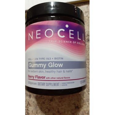 NeoCell Gummy Glow with Collagen and Biotin