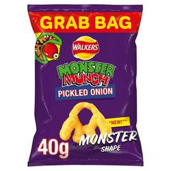 Monster Munch Pickled Onion