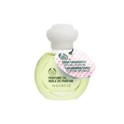 The Body Shop Cozy Cashmere Perfume Oil