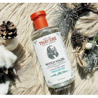 Thayers Alcohol-Free Toner Witch Hazel - Unscented