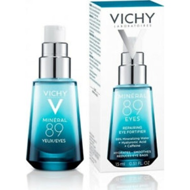 Vichy Mineral 89 Eyes Fortifying Eye Serum with Hyaluronic Acid