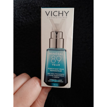 Vichy mineral 89 eye