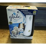 Glade automatic spray clean linen
