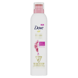 Dove Body Wash Mousse with Rose Oil
