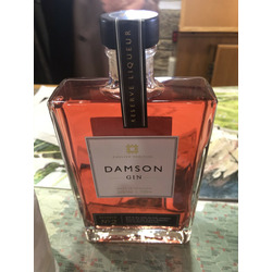 Damson gin English heritage