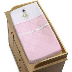 Ballet Dancer Ballerina Girls Changing Pad Cover