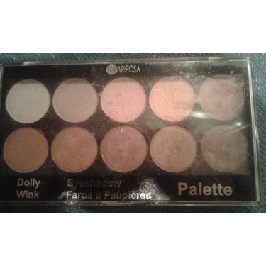 Mariposa Dolly Wink Eyeshadow Palette