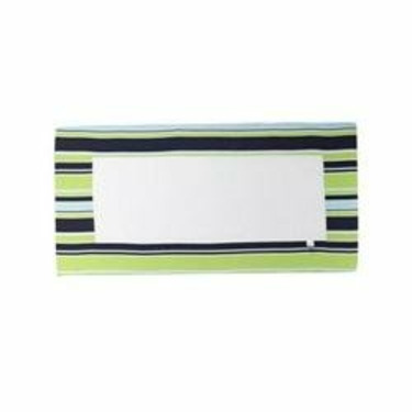Babylicious Change Pad Cover - Islands (Blue)