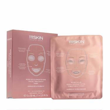 111SKIN Rose Gold Brightening Facial Treatment Mask