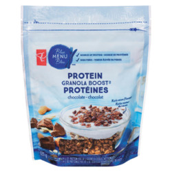 PC protein boost granola