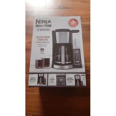 Ninja coffee 12 cup programmable brewer