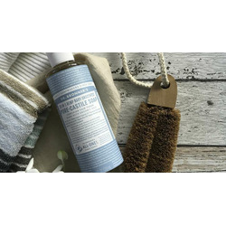 Dr Bronner's unscented 18 in 1 Soap