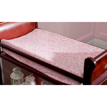 Bella Velour Changing Pad Cover