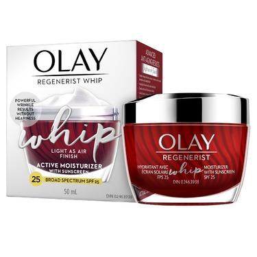 Olay Regenerist Whip Facial Moisturizer SPF 25