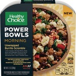 Healthy Choice Power Bowls All-Day Breakfast Unwrapped Burrito Scramble