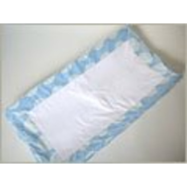 Babylicious Squirt Changing Pad Cover - Blue