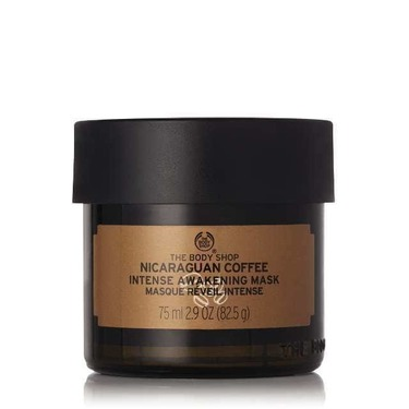 The bodyshop coffee face mask