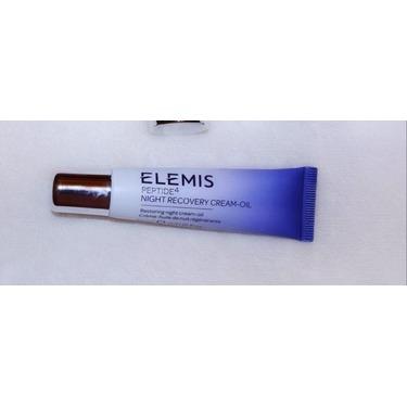 Elemis Peptide Night Recovery Cream Oil