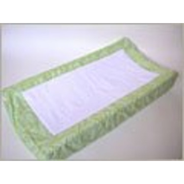 Babylicious Squirt Change Pad Cover - Green
