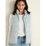 Old Navy Frost-Free Puffer Vest