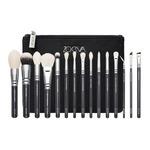 Zoeva Luxe Complete Professional Brush Set
