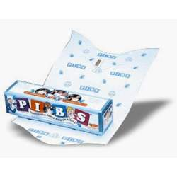 Pibs Disposable Changing Pads on a Roll (16 pads)