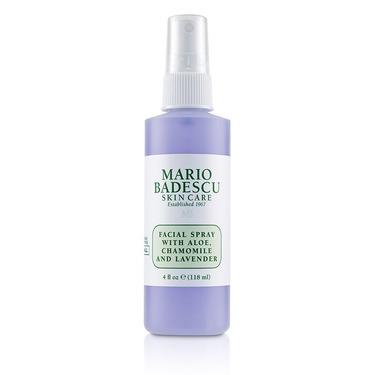 Mario Badescu Facial Spray with Aloe, Chamomile and Lavendar