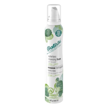 Batiste Waterless Cleansing Foam With Cactus Water Reviews In Dry Shampoo Chickadvisor