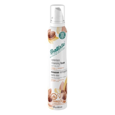 Batiste Waterless Cleansing Foam with Almond Oil