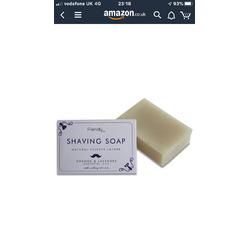 Friendly Natural Handmade Shaving Soap