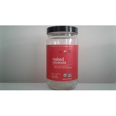 Naked Coconuts - Organic Virgin Cold Press Coconut Oil