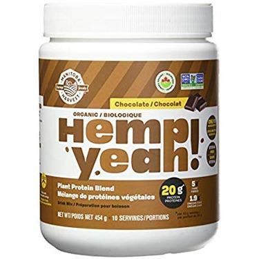 Hemp yeah protein powder