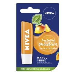 NIVEA Lip Balm Mango Shine