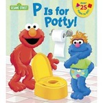 P Is for Potty (Board Book)