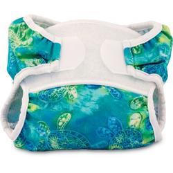 Bummis Swimmi Cloth Diapers, Turtles, Large (22-30 lbs)